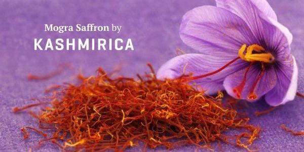 Mongra Saffron by Kashmirica