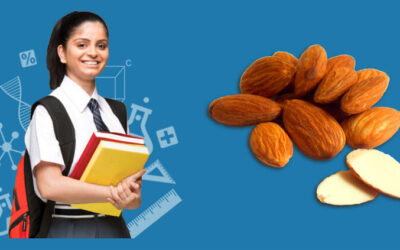 How is Eating Soaked Almonds Beneficial for Students?